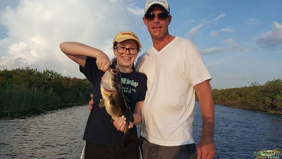 Bass Fishing In The Florida Everglades With Capt Tony Masiello