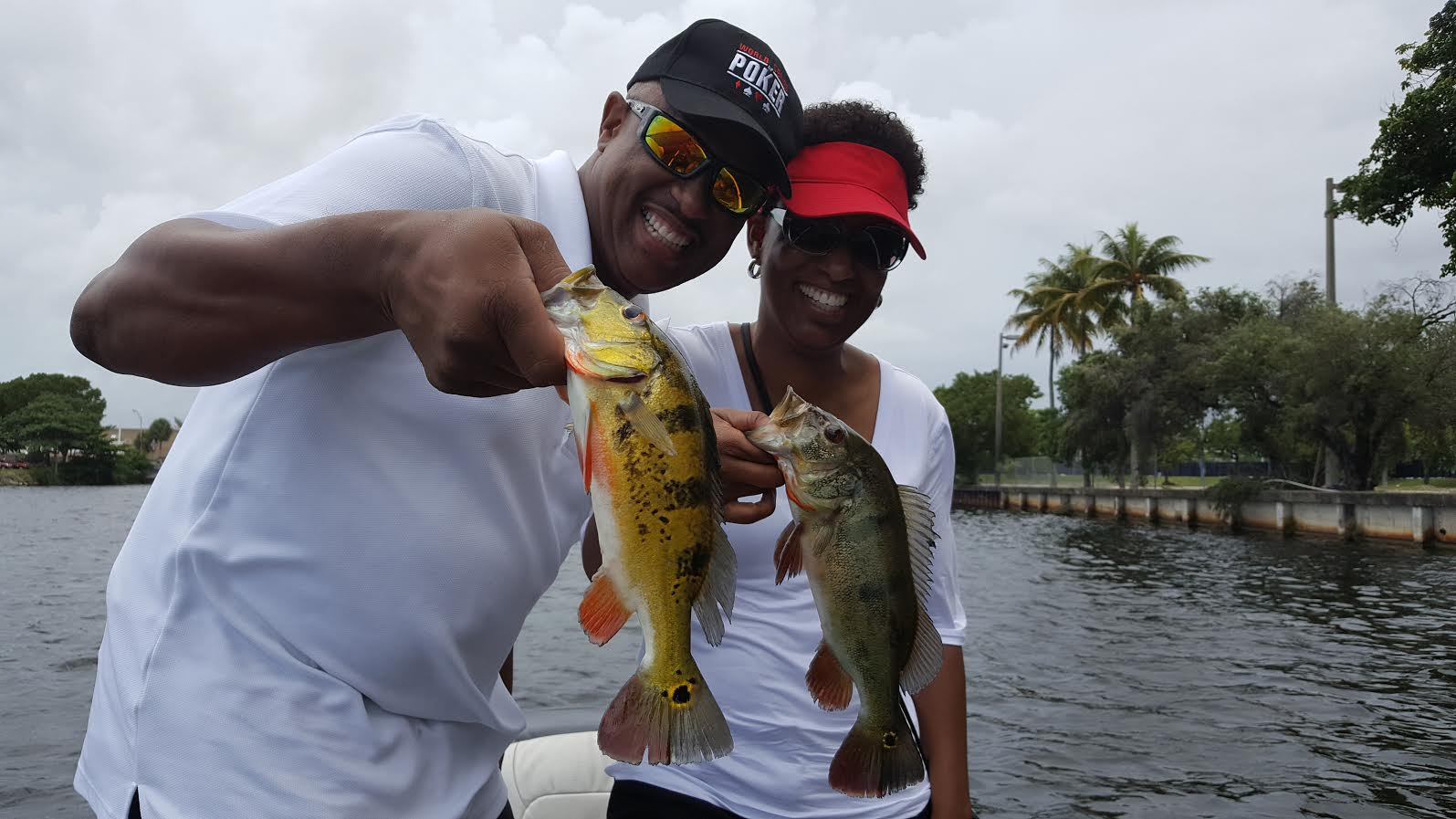 Southeast florida bass fishing with capt tony masiello for Southeast florida fishing report