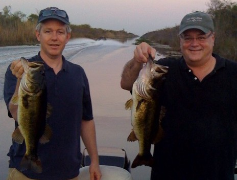 Everglades Fishing in South Florida is back on
